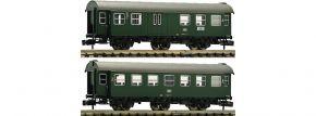 FLEISCHMANN 809908 2-tlg. Set Umbauwagen 2.Kl. DB   Spur N kaufen