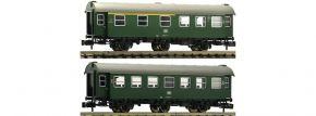 FLEISCHMANN 809909 2-tlg. Set Umbauwagen 1./2.Kl. DB | Spur N kaufen