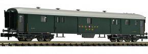 FLEISCHMANN 813005 Schnellzug-Gepäckwagen D SBB | Spur N kaufen