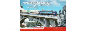 FLEISCHMANN 81824 Winterneuheiten-Prospekt 2020/21 | GRATIS kaufen