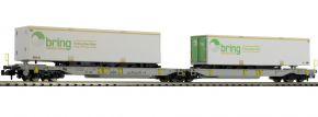 FLEISCHMANN 825006 Doppeltaschenwagen T2000 AAE | Spur N kaufen