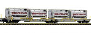 FLEISCHMANN 825009 Doppeltaschen-Gelenkwagen T2000 AAE | Spur N kaufen