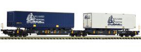 FLEISCHMANN 825012 Doppeltaschen-Gelenkwagen T2000 CargoNet | Spur N kaufen