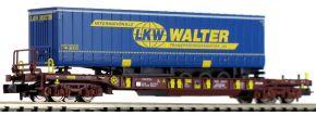 FLEISCHMANN 825051 Taschenwagen T3 mit Auflieger AAE | Spur N kaufen