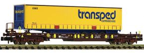 FLEISCHMANN 825053 Taschenwagen Sdgmns 33 AAE | Spur N kaufen