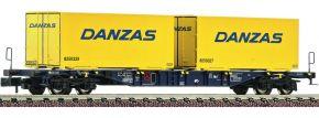 FLEISCHMANN 825210 Containertragwagen Sgns ÖBB | Spur N kaufen
