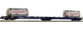 FLEISCHMANN 825338 Doppeltragwagen Sggmrs ERR | Spur N kaufen
