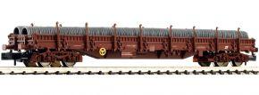 FLEISCHMANN 828816 Rungenwagen Res mit Drahtrollen ÖBB | Spur N kaufen