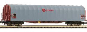 FLEISCHMANN 837710 Schiebeplanenwagen Rilns Ermewa | Spur N kaufen