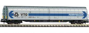 FLEISCHMANN 838318 Großraum-Schiebewandwagen VTG DB | Spur N kaufen