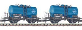 FLEISCHMANN 841402 2-tlg. Set Kesselwagen Aral DB   Spur N kaufen