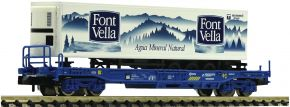 FLEISCHMANN 845374 Einheitstaschenwagen Sdgkkmss Font Vella RENFE | Spur N kaufen