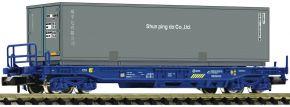 FLEISCHMANN 845375 Einheitstaschenwagen Sdgkkmss RENFE | Spur N kaufen