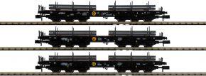 FLEISCHMANN 845513 3-tlg. Set: Schwerlastwagen Samms VPS | Spur N kaufen