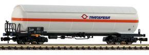 FLEISCHMANN 849107 Druckgaskesselwagen Zags Transfesa RENFE | Spur N kaufen