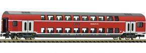 FLEISCHMANN 862809 Doppelstockwagen 2.Kl. DBpz 753 DB AG | Spur N kaufen