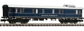 FLEISCHMANN 863004 Fernschellzug-Gepäckwagen DB | Spur N kaufen