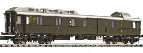 FLEISCHMANN 863604 Post- und Gepäckwagen PwPost 4ü-28 DRG | Spur N kaufen