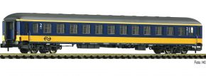 FLEISCHMANN 863998 ICK-Reisezugwagen 2.Kl. Nr.1 NS | Spur N kaufen