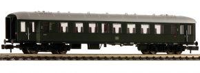 FLEISCHMANN 867507 Eilzugwagen 2.Kl. DB   mit Beleuchtung   Spur N kaufen