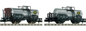 FLEISCHMANN 881906 Kesselwagen-Set 2-tlg. BP DB | Spur N kaufen