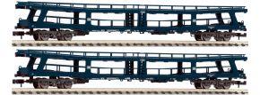 FLEISCHMANN 881913 2-tlg. Set Nr. 3 Autoreisezug Christoforus-Express DB | Spur N kaufen