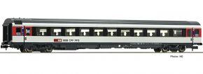 FLEISCHMANN 890323 Reisezugwagen EW IV 2.Kl. Nr.2 SBB | Spur N kaufen