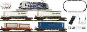 FLEISCHMANN 931891 Premium-Digitalstartset BR 193 + Güterzug | DCC Sound | Spur N kaufen