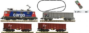 FLEISCHMANN 931893 Digital-Startset E-Lok Re 420 mit Güterzug SBB | DCC | Spur N kaufen