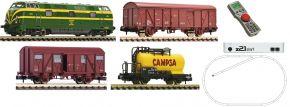 FLEISCHMANN 931894 Digital-Startset Serie 340 + Güterzug RENFE | DCC | Spur N kaufen