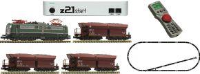 FLEISCHMANN 931896 z21 Digital-Startset E-Lok BR 151 mit Güterzug DB | DCC | Spur N kaufen