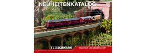 FLEISCHMANN 992120 Neuheiten-Katalog 2021 | Spur N | GRATIS kaufen