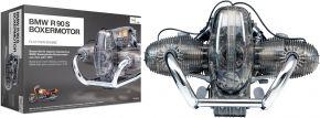 Franzis 67009 BMW R 90 S Boxermotor | mit Licht + Sound | Funktionsmodell Bausatz 1:2 kaufen