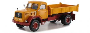 GMTS 0001882 Magirus Deutz Saturn Allradkipper | orange | Lkw-Modell 1:50 kaufen