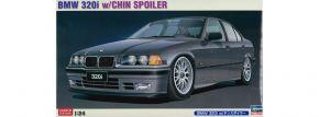 HASEGAWA 20491 BMW 320i mit Spoiler | Auto Bausatz 1:24 kaufen