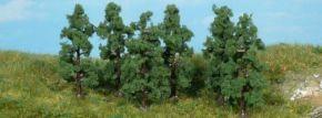 Heki 1171 Birnbäume grün | Höhe 6 cm | 6 Stück | Anlagenbau Spur H0 kaufen