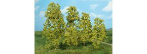 Heki 1640 Naturbäume hellgrün | 12 Stück | Anlagenbau Spur H0 + N kaufen