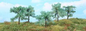 Heki 1773 Olivenbäume | Höhe 8-10 cm | 5 Stück | Spur H0 TT N kaufen