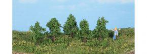 Heki 19130 Laubbäume 4cm | 5 Stück | Spur H0-Z kaufen