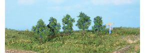 Heki 19132 Zwetschgenbäume 4cm | 5 Stück | Spur H0-Z kaufen