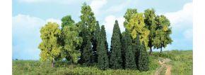 Heki 1958 Mischwald Bäume und Tannen | 5-12 cm | 22 Stück | Spur N kaufen