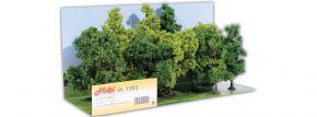 Heki 1995 Laubbäume sortiert | Höhe 11 cm  bis 13 cm | 12 Stück | für Laubwald Spur H0 kaufen