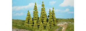 Heki 2147 Lärchen   Höhe 7  bis 11 cm   7 Stück   Spur H0 TT N kaufen