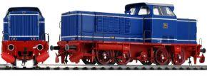 HELJAN 21553N Diesellok MaK 650 D TAG | DCC Sound | Spur H0 kaufen
