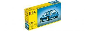 Heller 80150 Renault R5 Turbo | Auto Bausatz 1:43 kaufen