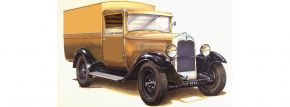 Heller 80703 Citroen C4 Fourgonnette 1928 | Auto Bausatz 1:24 kaufen