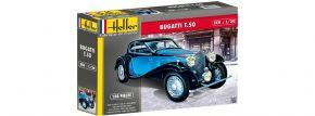 Heller 80706 Bugatti T 50 | Auto Bausatz 1:24 kaufen