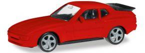 herpa 012768-002 MiKi Porsche 944 rot | Bausatz 1:87 kaufen
