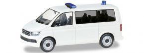 herpa 012904 MiKi VW T6 Bus weiss | Bausatz 1:87 kaufen