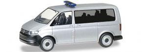 herpa 012911 MiKi VW T6 Bus silber metallic | Bausatz 1:87 kaufen